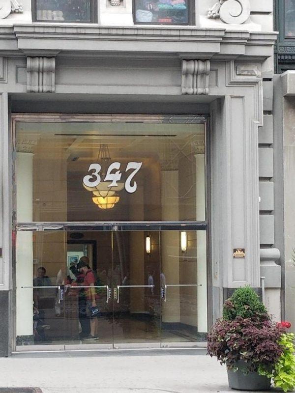 Virtual Office 347 5th avenue